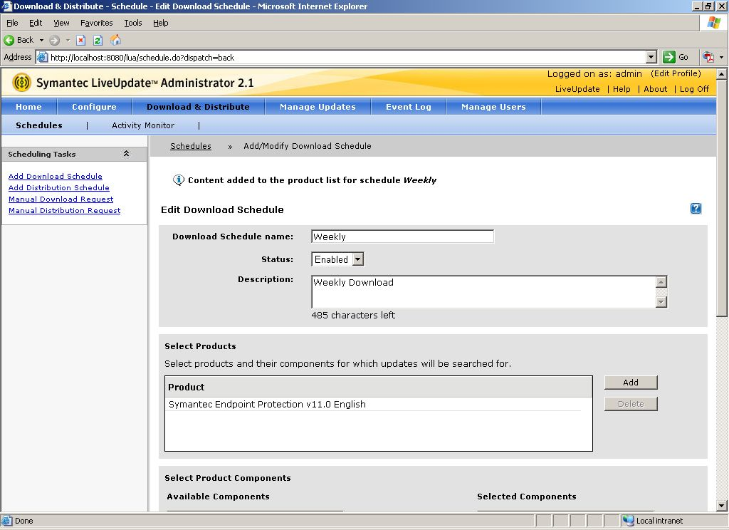 Download Endpoint Protection