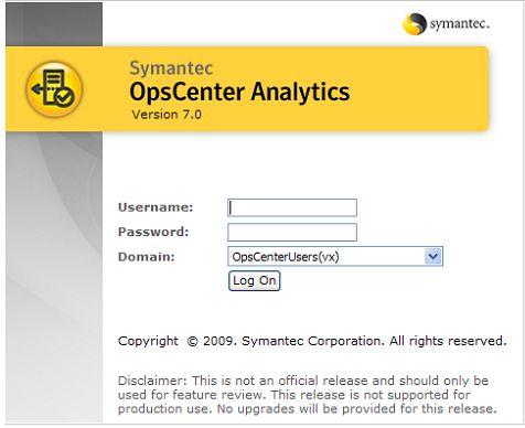 symantec opscenter overview aziz s